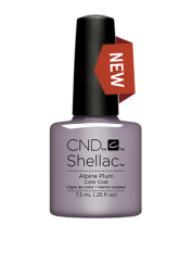 SHELLAC™ nagu laka Alpine Plum 7.3 mL